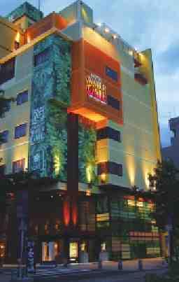 ホテル ウォーターゲート徳山店