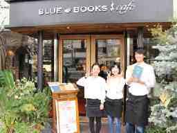 BLUE BOOKS cafe