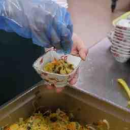 中村学園事業部 学生食堂