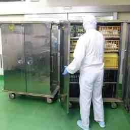 中村学園事業部 学校給食 ケータリングセンター