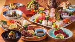 会員制 寿司割烹鷹勝 中洲店