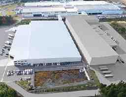 株式会社昇栄 棚倉物流センター 第2倉庫
