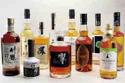 Japanese Malt Whisky SAKURA グランスタ東京店