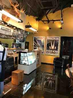 カフェアレグリア一番町店