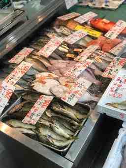 鮮魚の魚つね