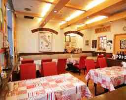 イタリア食堂プレーゴ!