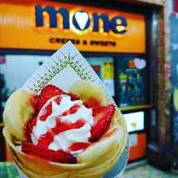 CREPES & SWEETS mone