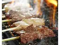 串焼き。ビストロガブリ 新宿ハルク店
