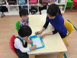 英語で預かる学童保育 Kids Duo 立場