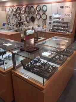 シーモス 近鉄百貨店和歌山店 時計売場