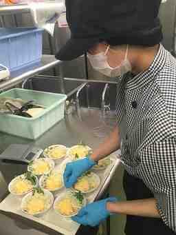 日本給食サービス 救世軍社会事業団自省館 42099