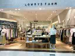 LOWRYS FARM(ローリーズ ファーム) イオンモール高岡