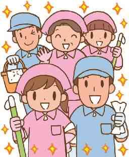 日本管財株式会社 ※いまきいれ総合病院 清掃 パート