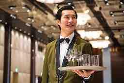 学生の登録者多数  京王プラザホテル多摩での新規サービススタッフ