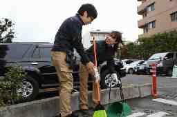 株式会社ファイヴエーカンパニー 港区白金台2丁目・学校清掃午後
