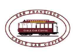 SAN FRANCISCO CABLE CAR COFFEE