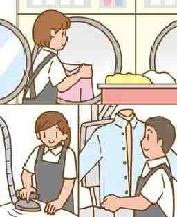 クリーニング スワローチェーン ワイシャツ工場