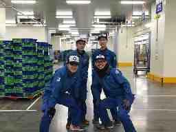 間口ロジスティクス株式会社 三菱食品久御山チルドセンター出張所